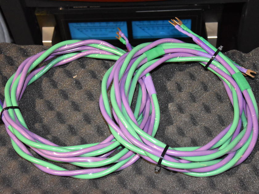 XLO Electric Reference 5 Speaker Cables 12' pr