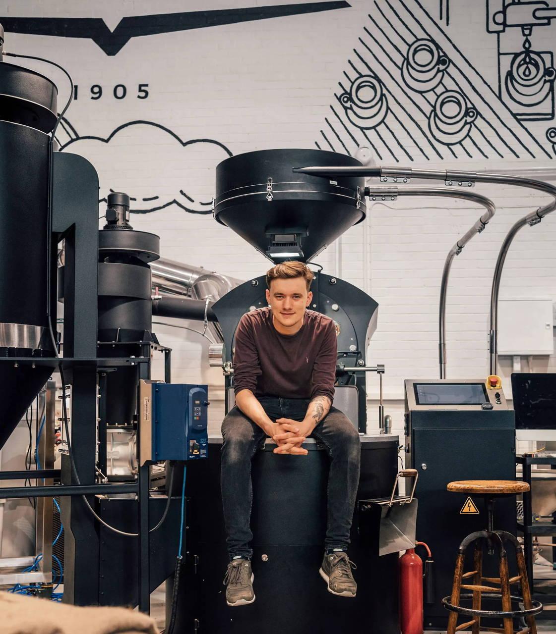 DAK coffee roasters