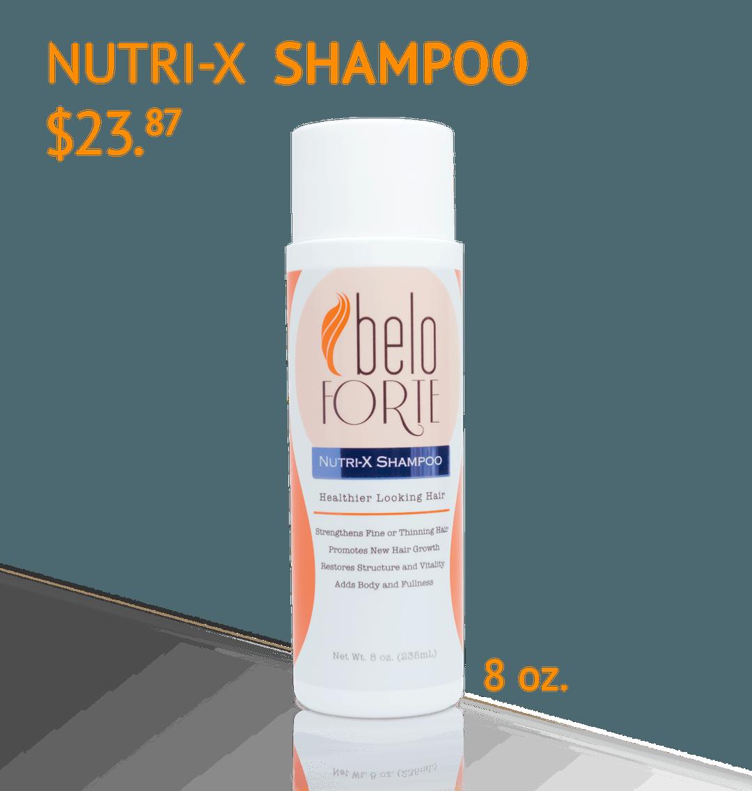 BeloForte Nutri X Shampoo