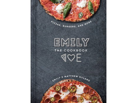 EMILY: The Cookbook, Signed by Chef Matthew Hyland