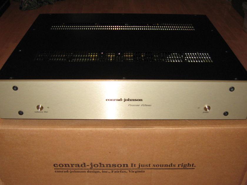 Conrad Johnson Premier 15 Phono Preamp