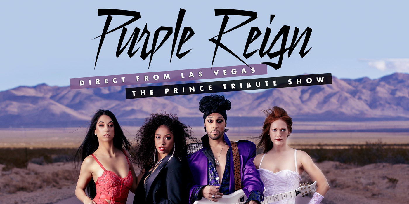 Purple Reign - The Prince Tribute Show at the Shubert Theatre