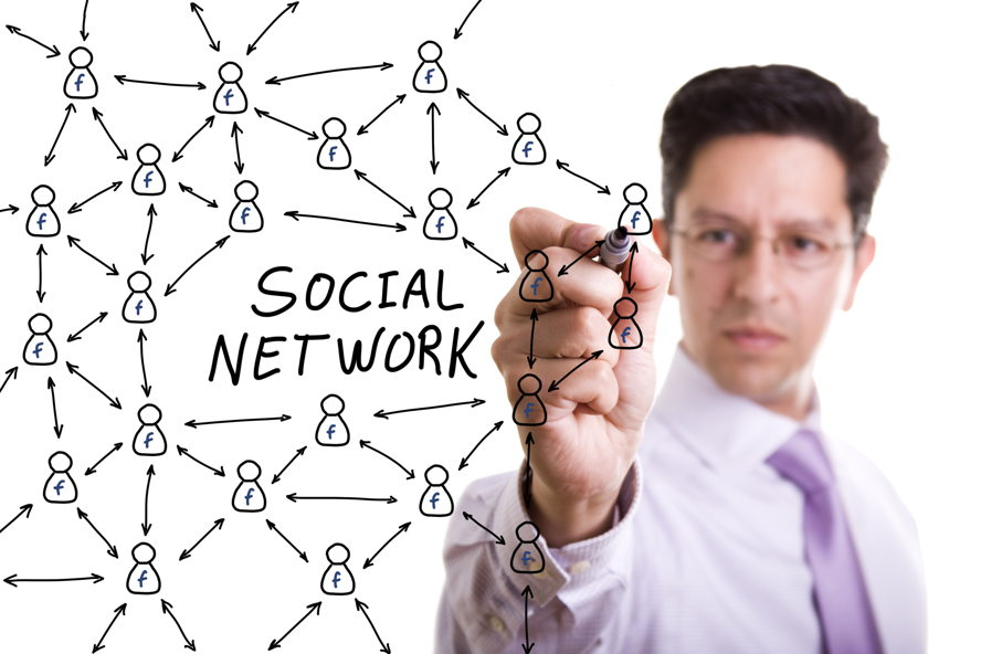 Hong Kong - Social Networks Will Help You Connect With Buyers