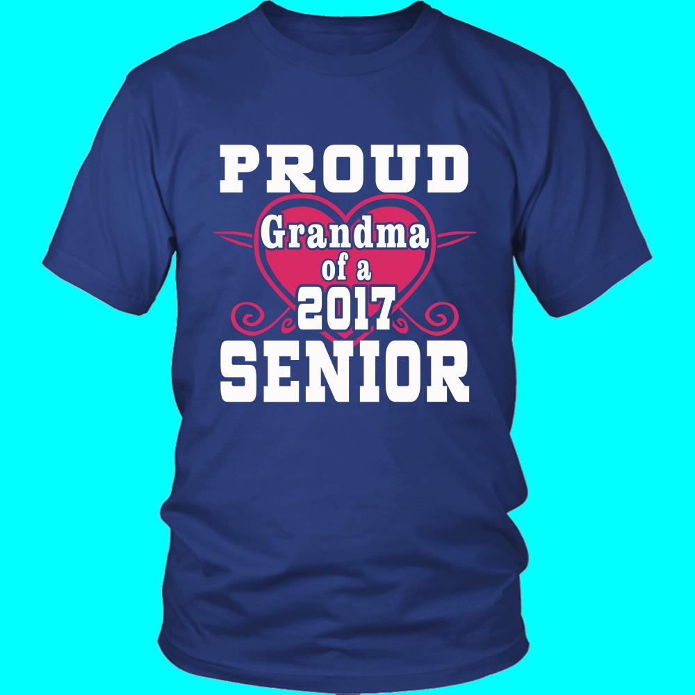 grandma-graduation-t-shirts-for-family