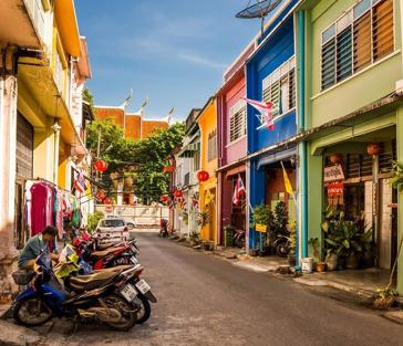 Исторический Пхукет-Таун и не туристические красоты острова