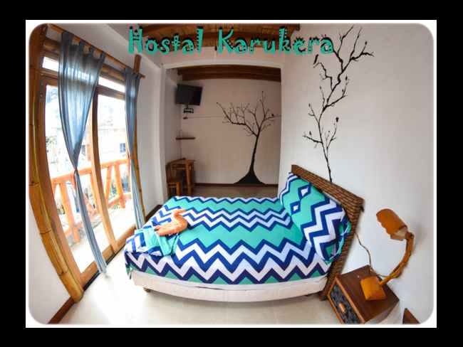 Hostal Karukera Renovated !!-Montañita