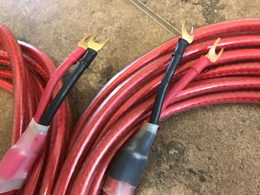 Straight Wire Encore 10ft Bi-Wire Speaker Cable