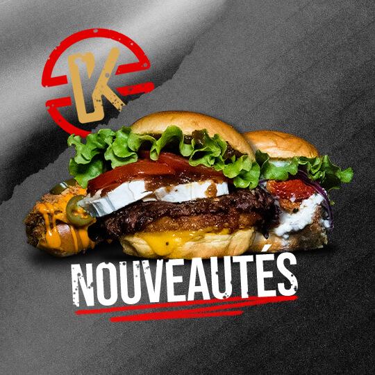 Toulouse Home Burger - Les nouveautés