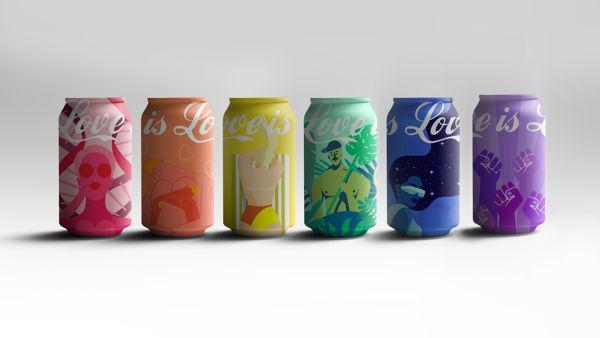Pride Takeover for Coca-Cola