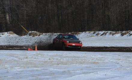 2018 Detroit Region SCCA New Years RallyCross