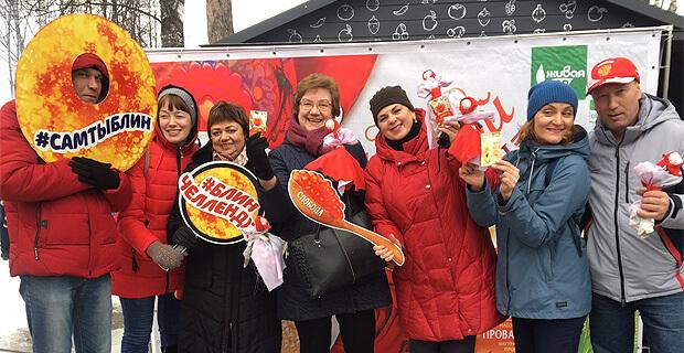 «Широкая Масленица 2019» при поддержке «Радио Дача» завершилась в Нижнем Новгороде - Новости радио OnAir.ru