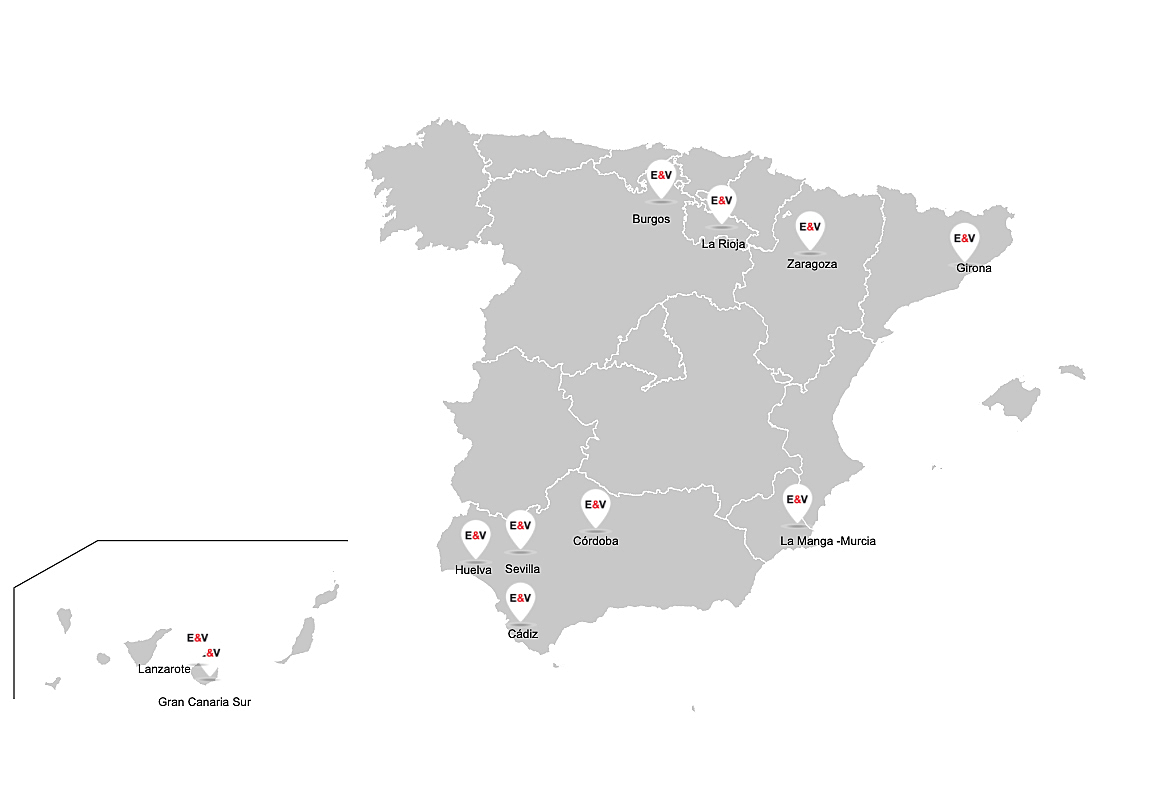 Spanje - Engel & Völkers franchises, real estate in Spain