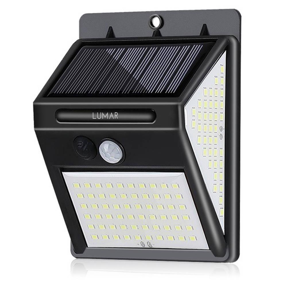 Outdoor Motion Solar Light, Outdoor Light, Solar Light, Motion sensing floodlight