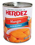 Mexican canned fruit