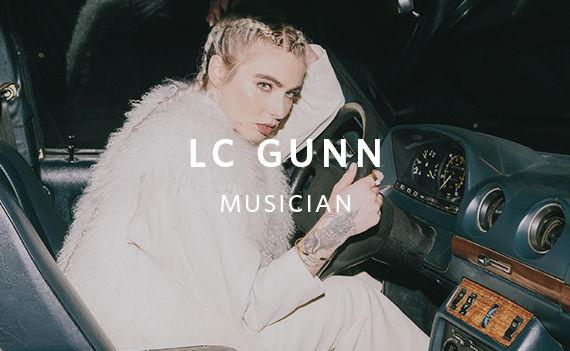 lc gunn musician