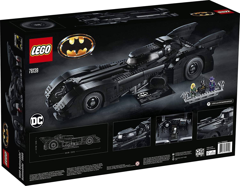 LEGO DC Batman 1989 Batmobile LEGO