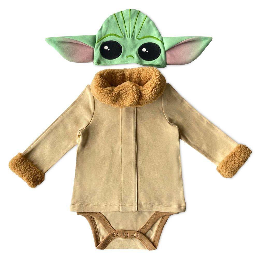 Body Baby Yoda Suit