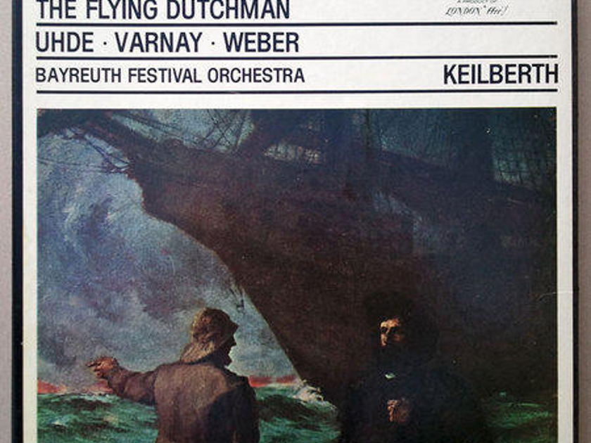 Richmond London/Keilberth/Wagner - The Flying Dutchman / NM