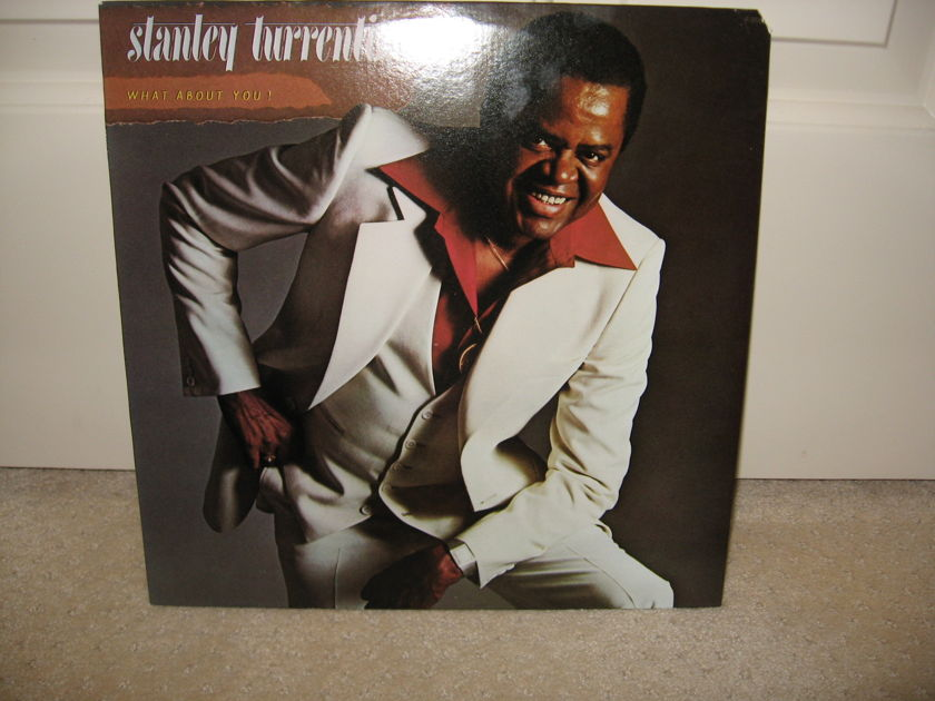 Stanley Turrentine - What about you