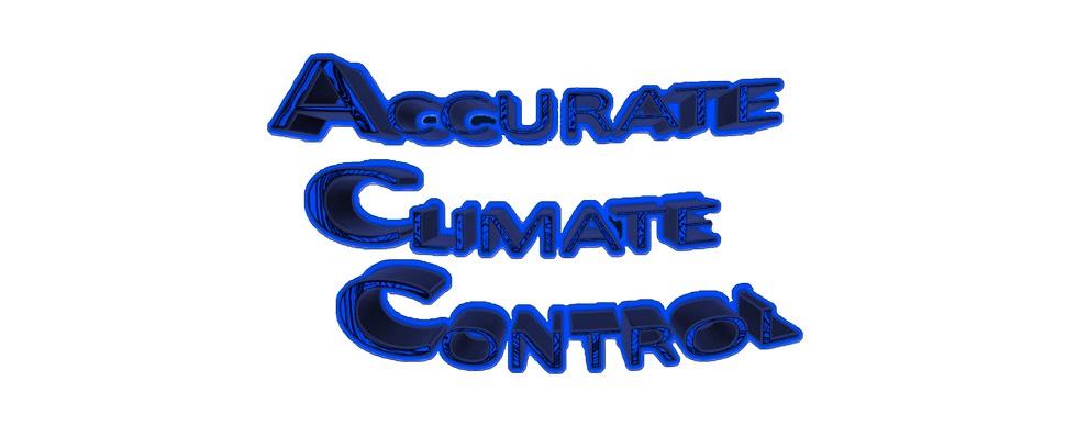 Accurate Climate Control