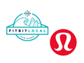 Fitbit Fitness Package + Lululemon Personal Fitting Session