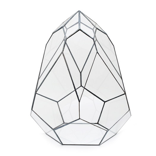 "Флорариум "" Кхалиси "" пустая ваза"