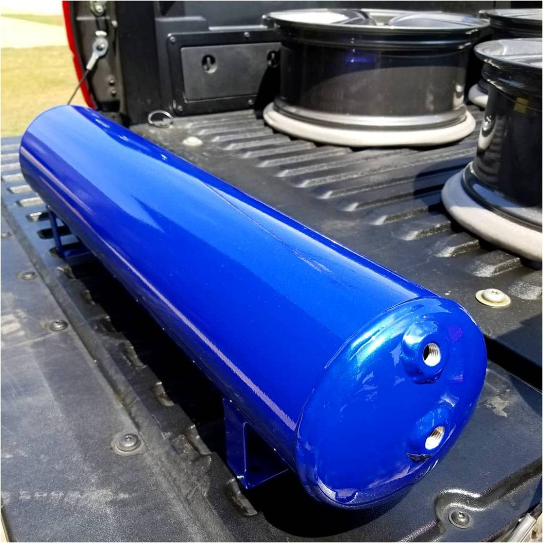 Powder Coated Air Tank for Classy House Productions