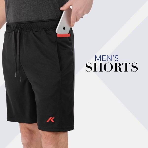 Kippo Running Shorts With Phone Pockets Kippo Shorts