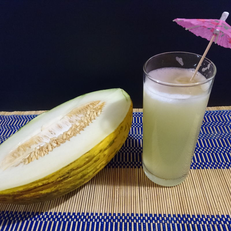 Date: 8 Dec 2019 (Sun) 25th Drink: Spanish Melon Juice [137] [128.2%] [Score: 8.0]