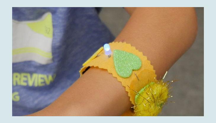 klax kreativwerkstatt armband