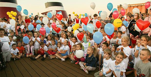 Незабываемое приключение для ребят и взрослых! Завершился «Круиз Детского радио» - Новости радио OnAir.ru
