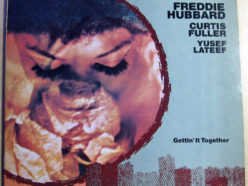 Freddie Hubbard - Gettin' It Together -  TCB Records TCB 1001 REISSUE - UNKNOWN DATE