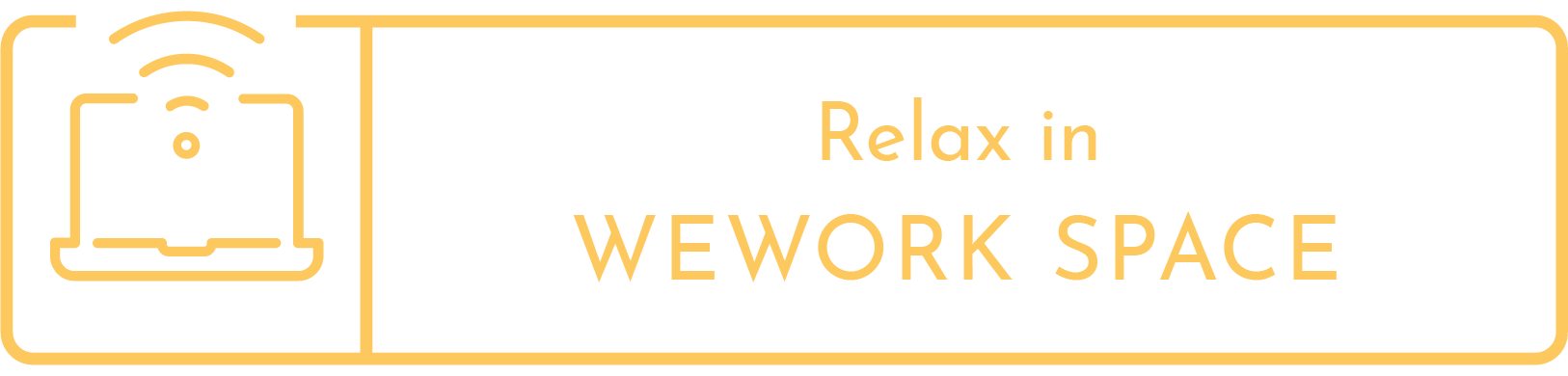 Relax or Work in WeWork Spaces