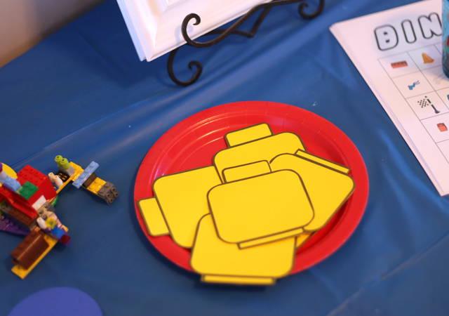 LEGO Games Head To Head