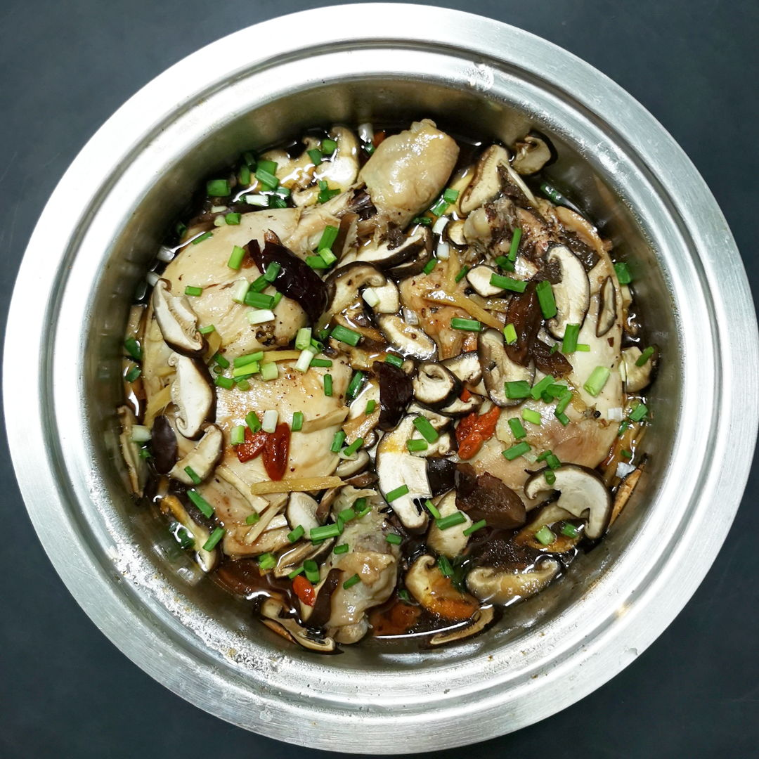 Easy to make. Added mushrooms as well. So yummy!