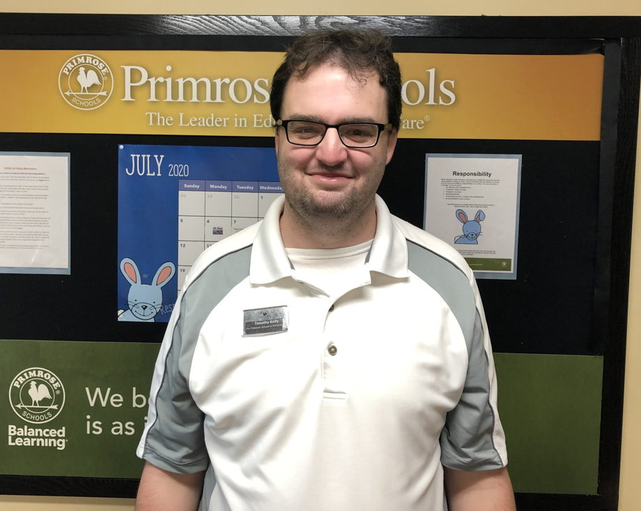 Mr. Timothy Kelly , Pre-Kindergarten Teacher