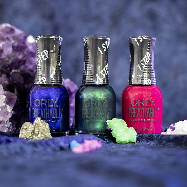 ORLY BEJEWELED NAIL POLISH COLLECTION