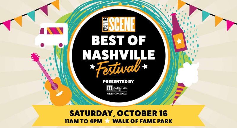 The Scene's Best of Nashville Festival