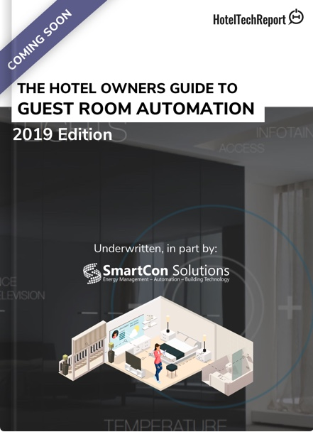 The Hotel Owner's Guide to Guest Room Automation (coming soon)