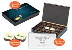 Diwali Gift for Employees (12 Chocolates - 100 Box)