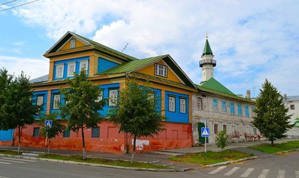 В поисках Казанской