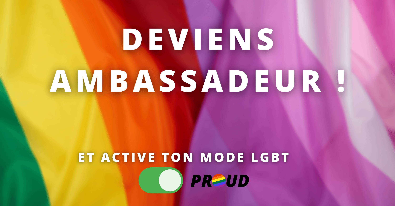 influenceurs LGBT