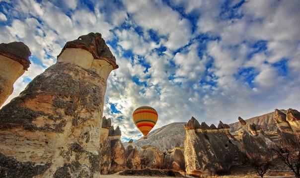 Поездка в Каппадокию из Алании