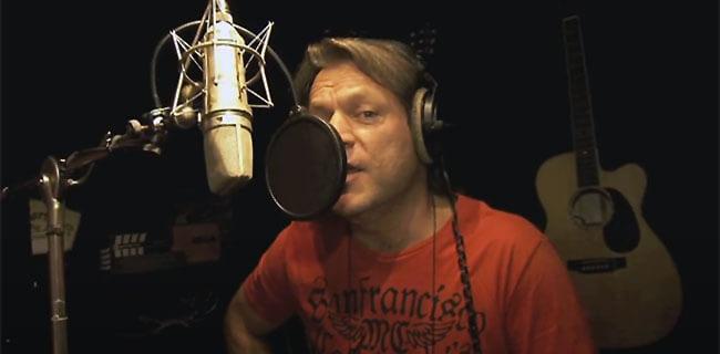 Юрий Гарин в «Живой струне» на «Радио Шансон» - Новости радио OnAir.ru