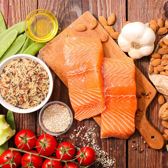 Nutritional Food to Help Prevent Hair Loss