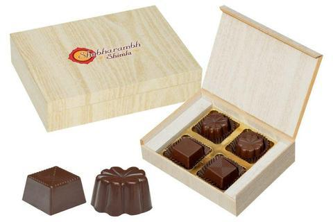 Corporate Gift Items - 4 Chocolate Box - Assorted Candies (10 Boxes)