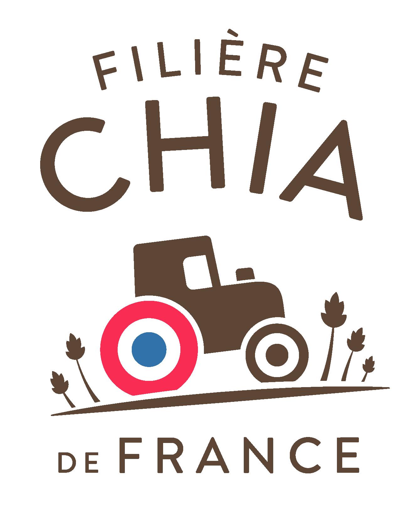 Chia de france logo couleur vertical