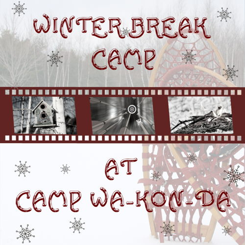 Picture of Three days of winter fun at Camp Wa-Kon-Da! (Ages 9 - 12)