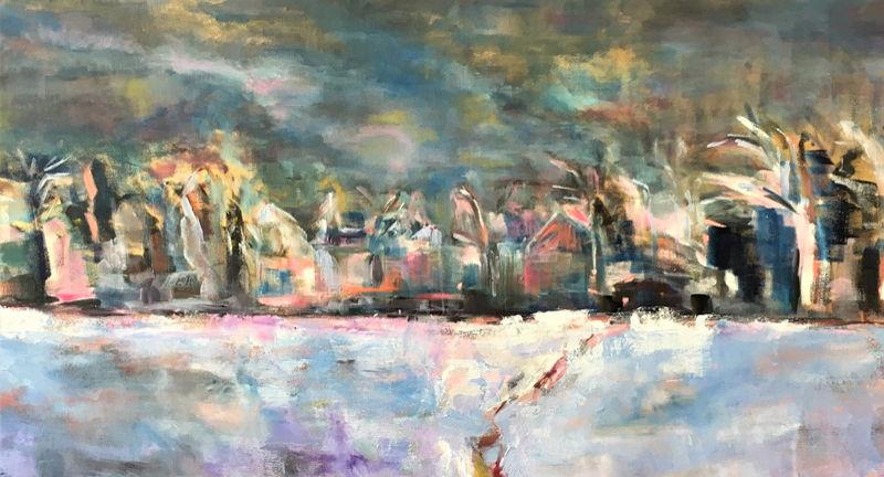OPENING: New Works by Bridget Baylin
