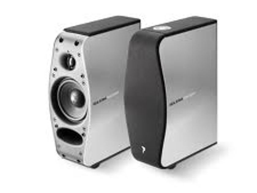 Focal XS BOOK Active Multimedia Desktop Speakers,  New with Full Warranty and Free Shipping